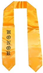Stock Printed Stoles graduation stoles, graduation stoles with patterns, stoles, graduation gown and stole, satin stole, stoles for graduations