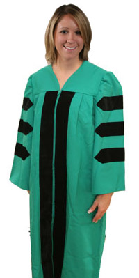 Bachelor Gown,gown,college,faculty,choir,Master's Gown,Doctoral Gown